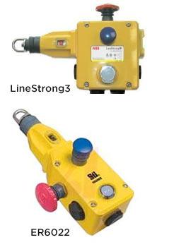 paro emergencia cable